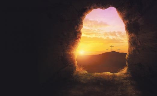 Auferstehung Grab